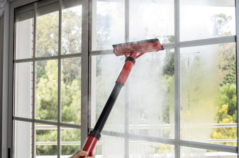 window washing boston