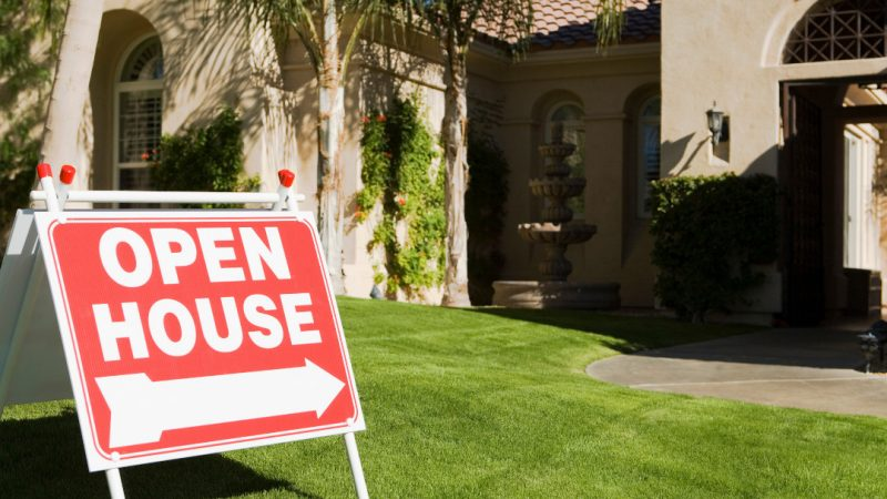 open house tip